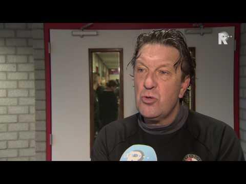 Wijnstekers over de titelrace van Feyenoord