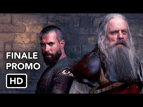 "Knightfall 2x08 Promo ""While I Breathe, I Trust the Cross"" (HD) Season Finale"