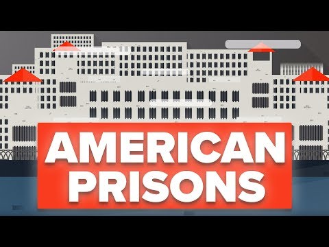 Over 200,000 Men Are Raped in United States Prisons Every Year - The State of American Prison System