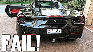 IDIOTS ATTEMPT CAR SHOPPING IN MONACO!! by Supercars of London