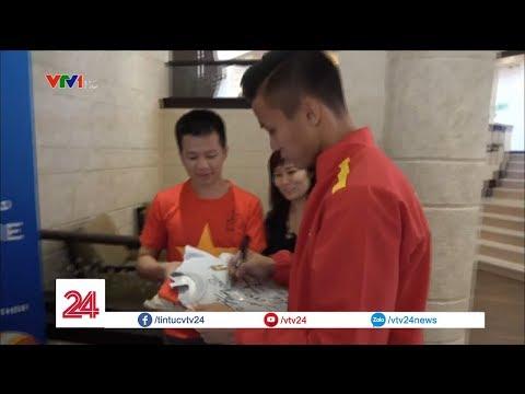 ĐT Việt Nam chờ đợi kết quả các trận cuối vòng bảng @ vcloz.com