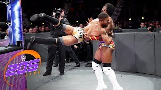 Nonton Cedric Alexander vs. Lio Rush: WWE 205 Live, Nov. 14, 2018 Film Subtitle Indonesia Streaming Movie Download