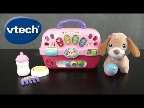 Care for Me Learning Carrier from VTech