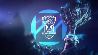 Zedd: Ignite (Finals Remix) | Worlds 2016 - League of Legends