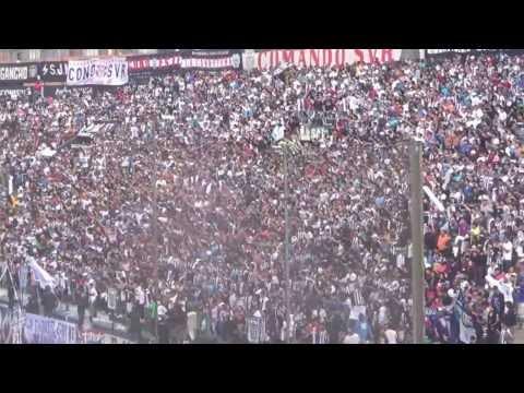 Alianza Lima 2 - Leon 1 La policia no nos va a detener - Comando SVR - Alianza Lima