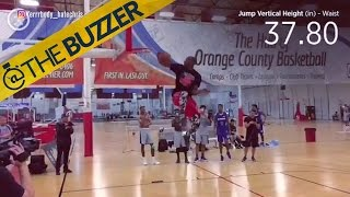 This guy can float through the air and throw down a 360 dunk like it's nothing by @The Buzzer