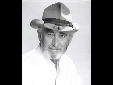 "Don Williams ""Flowers Won't Grow (In Gardens Of Stone)"""