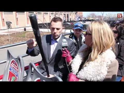 David Wright - Hours before the second game of the season, David Wright, Captain of the Mets was honored by Gray Line with a seat on the ride of fame. The major league All-...