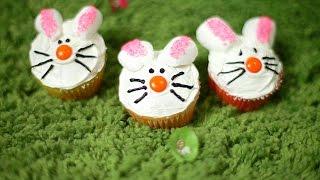 Como decorar cupcake de Páscoa