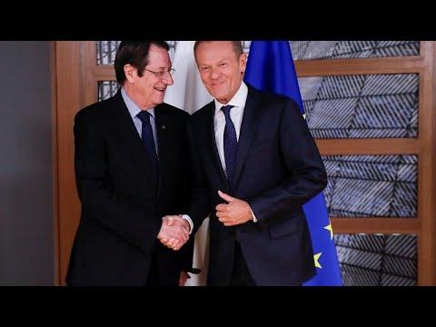 Ευρωπαϊκό Συμβούλιο: Στην ατζέντα μέτρα κατά της Τουρκίας…