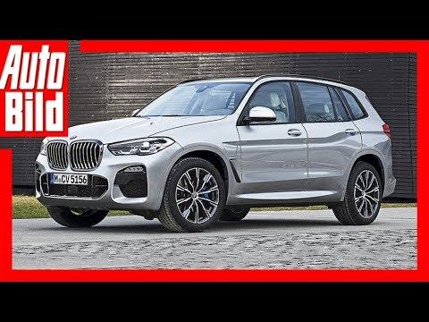 BMW X5 - auch als Plug-in-Hybrid / Zukunftsaussicht ( ...