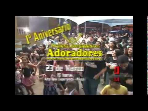 1º ANIVERSÁRIO PROJETO VERDADEIROS ADORADORES - MUQUI/ES