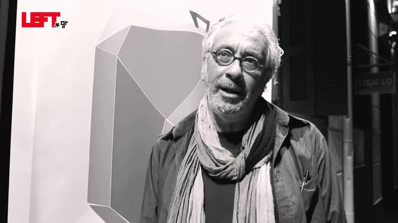 1ο φεστιβάλ θεάτρου Βαλίτσας -Νίκος Χατζηπαπάς
