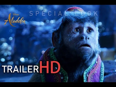 Disney Movies: ALADDIN Special Look HD May (2019)