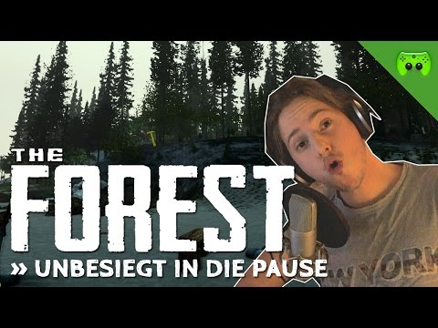 THE FOREST # 41 - Unbesiegt in die Pause «» Let's Play The Forest | Full HD
