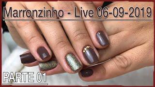 Curso de manicure - Unhas Decoradas live 30/09/19