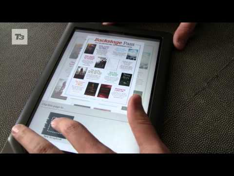 Nook HD+ and Nook HD preview video