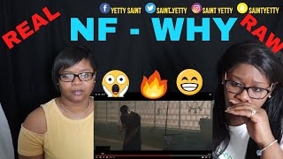 Mom reacts to NF - WHY   Reaction Ft. Aunt
