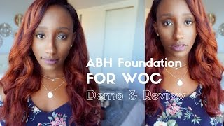 This foundation is pretty damn GOOD.ABH Foundation:http://www.sephora.com/stick-foundation-P410504Other Foundation Review Videos:Thank you all for watching my videos. I make videos on beauty, fitness, and Japanese/Korean language content. I hope you find content you enjoy and can share my channel with your friends and family :)INSTAGRAM♡ FitbeautySuzyhttps://www.instagram.com/fitbeautysuzy/TWITTER♡ MissBerhanehttps://twitter.com/missberhaneSNAPCHAT♡ MissBerhaneB R A N D I N Q U I R E S :⇢ For business inquiries ONLY, such as company sponsors or reviews, please feel free to email me at: missberhane_10@yahoo.comSong: 스컬&하하 SKULL&HAHA - Beautiful Girl (feat. 권정열 of 10cm)