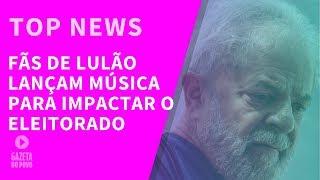 image of Top News 1 -  Fãs mineiros de Lulão lançam música que promete impactar o eleitorado