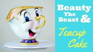 Nonton Beauty   The Beast Teacup Cake Tutorial   Chip Birthday Disney Cake   Diy How To Sculpted Cakes Film Subtitle Indonesia Streaming Movie Download
