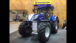 Traktor New Holland T7.225 Auto Command, Agritechnica 2015
