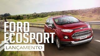 Ford EcoSport - Lançamento