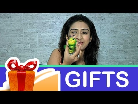 Farnaz Shetty Gift Segment Part-02