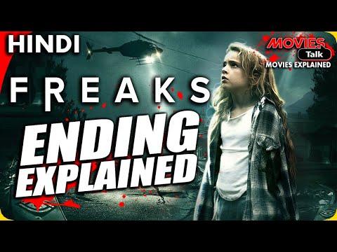 FREAKS : (2018) Ending Explained In Hindi