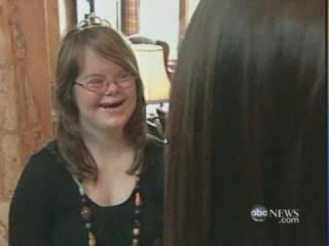 Watch video Down Syndrome Homecoming Queen