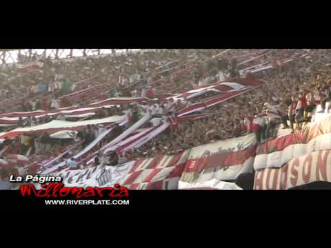 "Video - ""Yo te quiero River Plate"", en Nuñez vs Independiente, Clausura 2009 - Los Borrachos del Tablón - River Plate - Argentina"