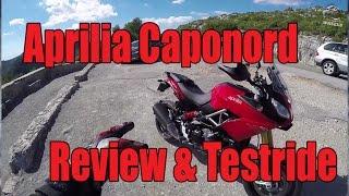 6. Aprilia Caponord Review & Testride