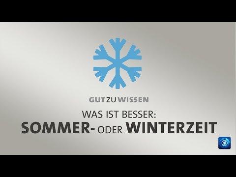 Sommer- oder Winterzeit - was vertragen wir besser?