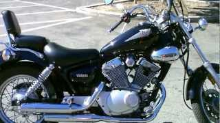 5. Contra Costa Powersports-Used 2006 Yamaha Virago 250 Entry level Cruiser