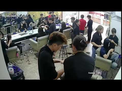 653 Video của Salon chuyến nối tóc Bắc Hugo
