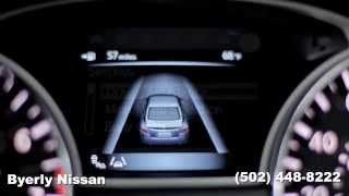 10. How to use the Vehicle Information Display on your 2014 Nissan Altima from Byerly Nissan