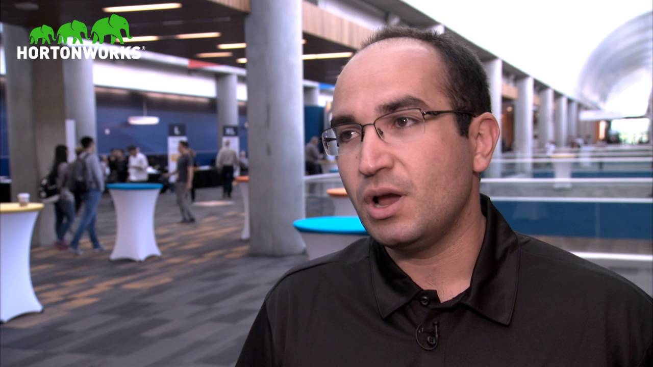 ArcadiaData Partner Interview Hadoop Summit San Jose 2016
