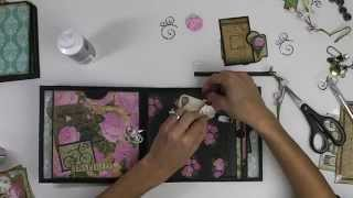 This video shares how I used the gorgeous Marion Smith Designs paper and Scrap Kit to make my Romance Mini Album. It is more of an indepth walk through of ...