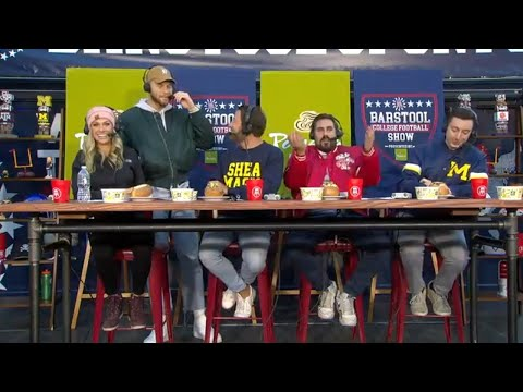 Barstool College Football Show Presented By Panera — Week 6 (Special Guest Blake Griffin)