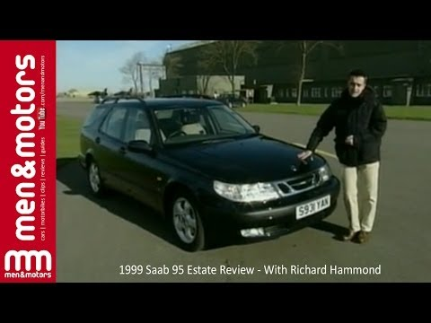 1999 Saab 95 Estate Review – With Richard Hammond