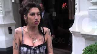 Amy Winehouse talking about her clothing line (October 2010)