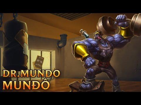 MunĐÔ - Mr Mundoverse