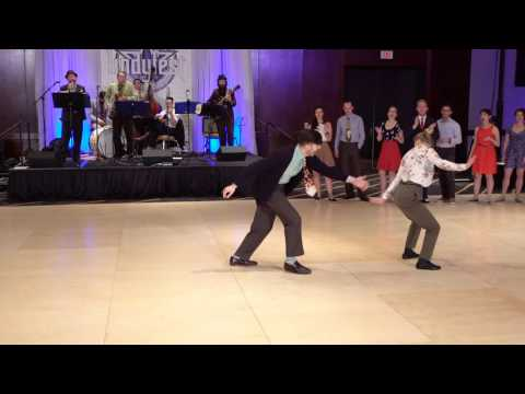 Lindyfest 2016 - All Star Strictly Finals