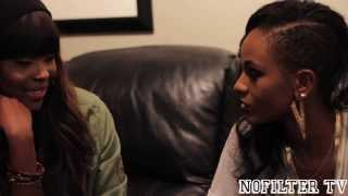 Tiara Thomas X Dj AngelBaby Rebellious Soul Tour Baltimore NoFilterTV - YouTube