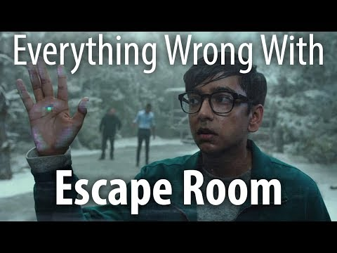 Everything Wrong With Escape Room In 17 Minutes Or Less