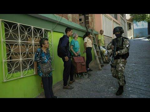 Έκθεση Διεθνούς Αμνηστίας για τις μεθόδους καταστολής του Μαδούρο…