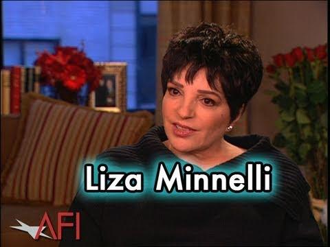 Liza Minnelli on CITIZEN KANE