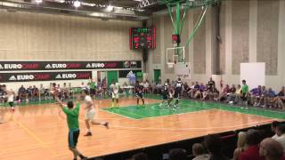 Marcus Eriksson adidas EuroCamp 2014 Highlights