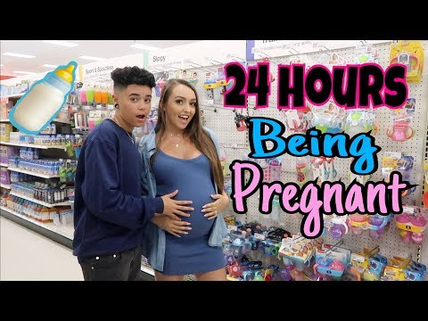 24 HOURS BEING PREGNANT