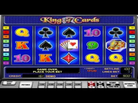 King of Cards Novoline